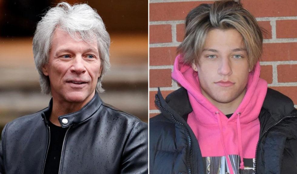 Jon Bon Jovi crede că fiul lui de 17 ani are coronavirus