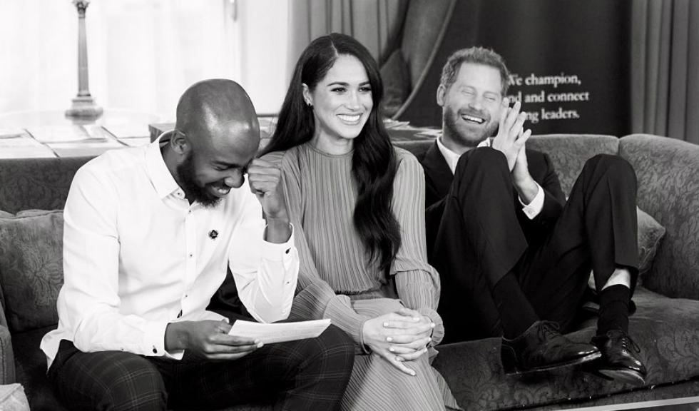 Imagini inedite cu Meghan Markle și Prințul Harry, publicate după evenimentul în onoarea Commonwealth