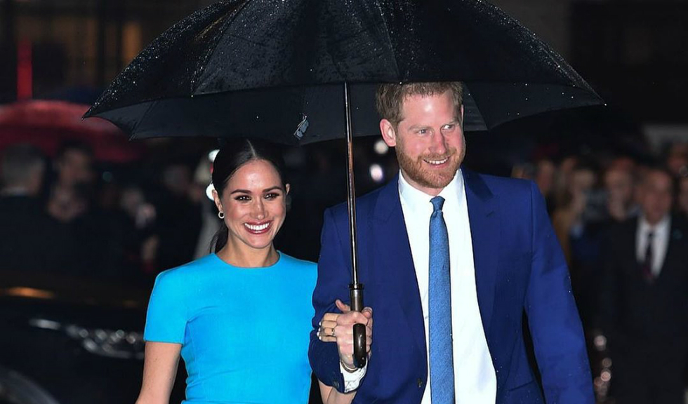 Prințul Harry și Meghan Markle au avut cea mai bună reacție atunci când un bărbat și-a cerut iubita în căsătorie chiar în fața lor