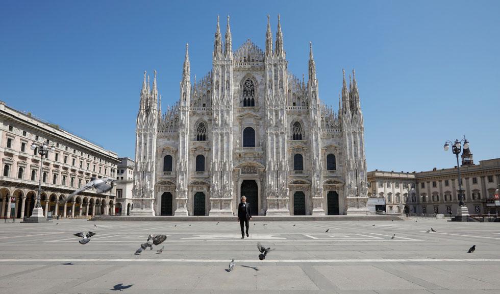 """Concertul """"Music For Hope"""", susținut de Andrea Bocelli, a devenit cel mai urmărit eveniment de muzică clasică din istorie"""