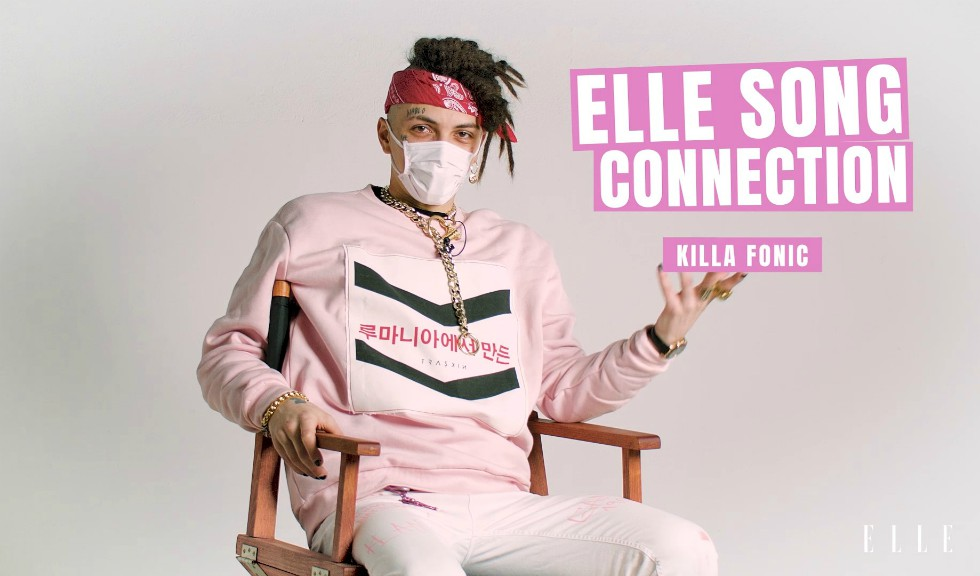 ELLE Song Connection | Killa Fonic (VIDEO)