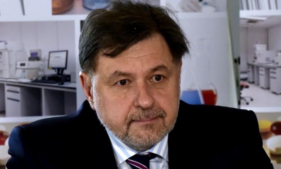 """Alexandru Rafila, reprezentant OMS: """"Nu sunt un mare adept al mănușilor"""""""