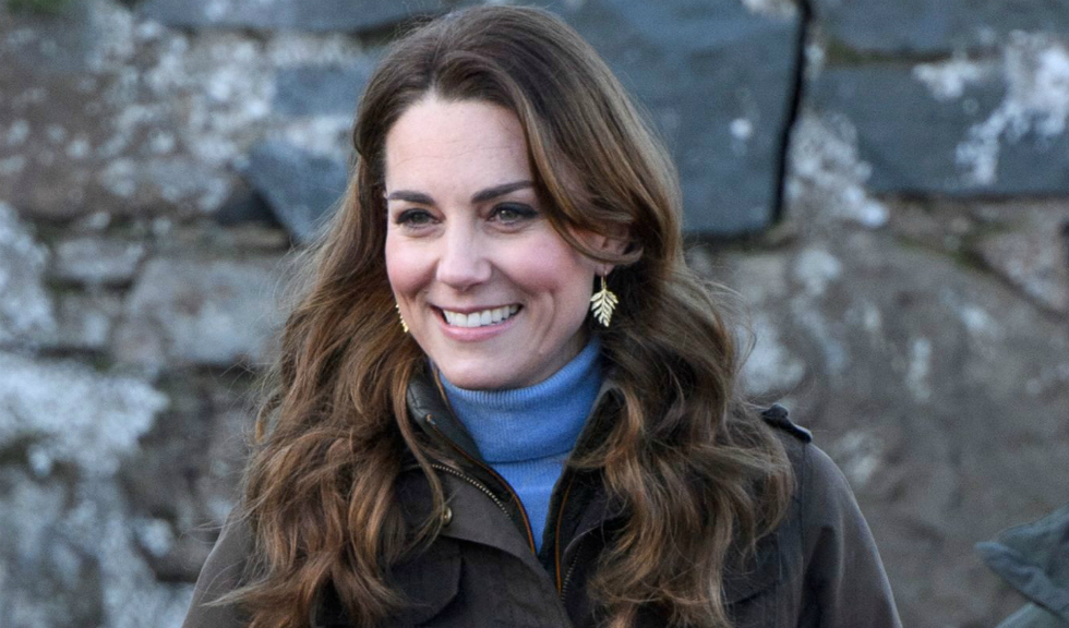 Kate Middleton a dezvăluit care este celebritatea pe care o admiră