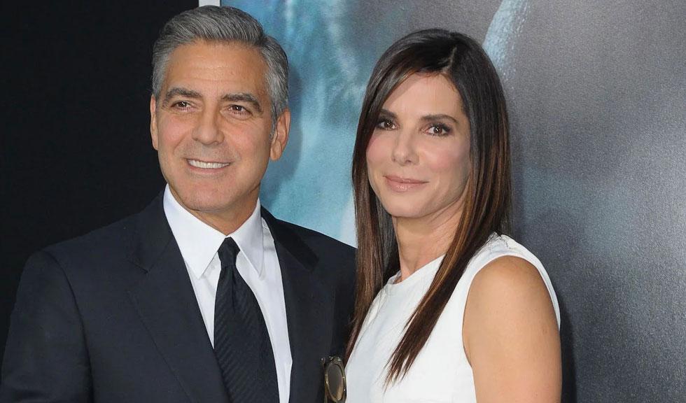 George Clooney și Sandra Bullock donează bani și măști pentru cei afectați de pandemia de coronavirus