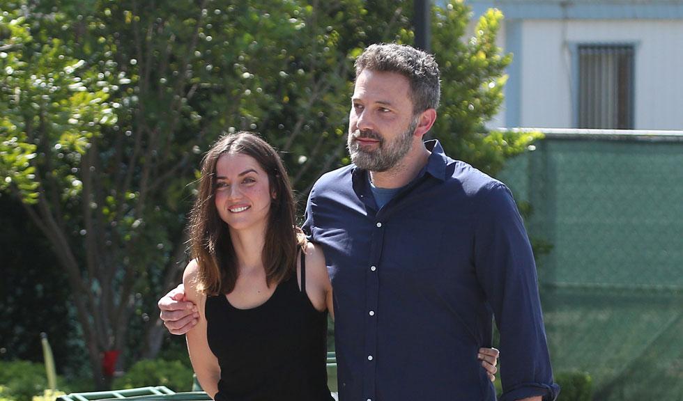 Ben Affleck le-a făcut cunoștință copiilor săi cu iubita lui, Ana de Armas