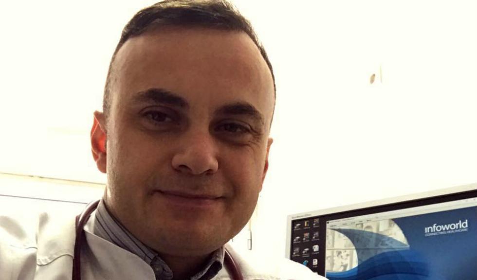 """Medicul Adrian Marinescu de la Institutul Matei Balș: """"Testele rapide – care nu sunt atât de eficiente – pot da și rezultate false"""""""