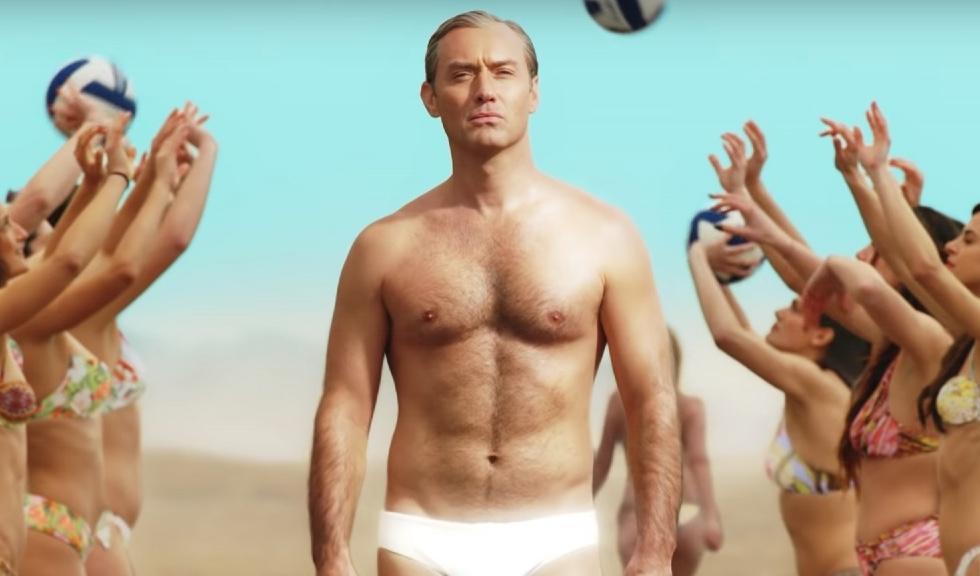 Jude Law va fi din nou tată! Actorul mai are 5 copii