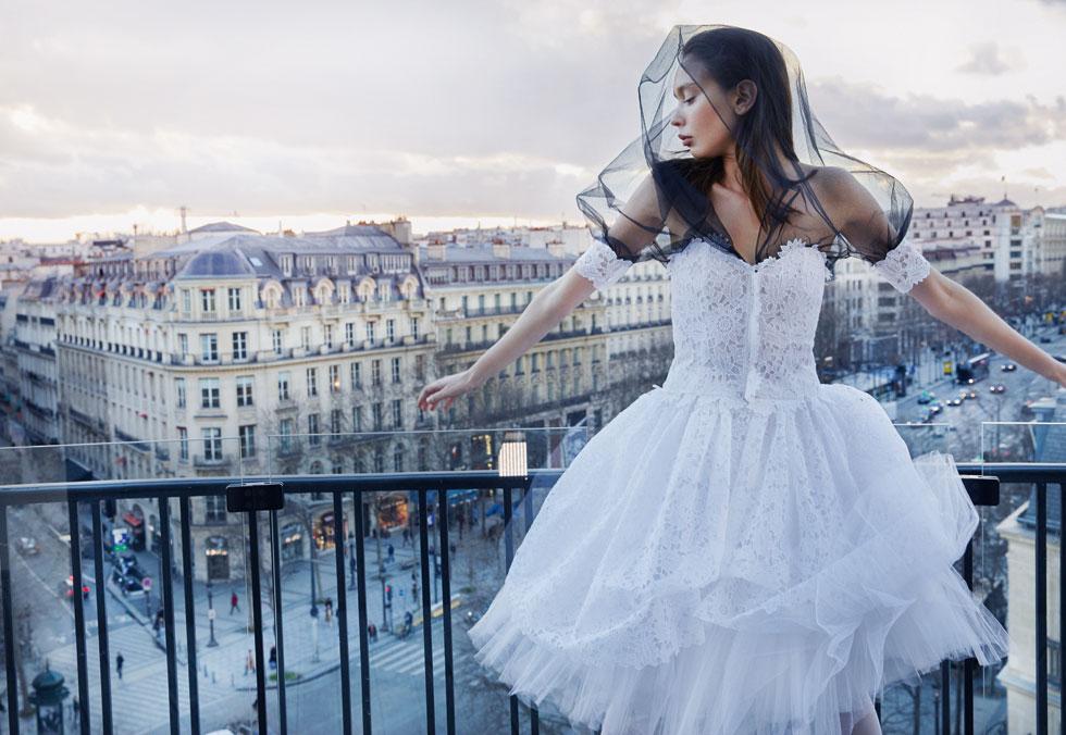 ELLE FASHION: Paris, mon amour