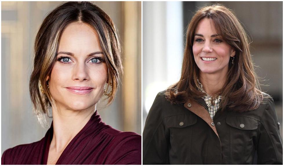 Kate Middleton, sursă de inspirație pentru Prințesa Sofia a Suediei
