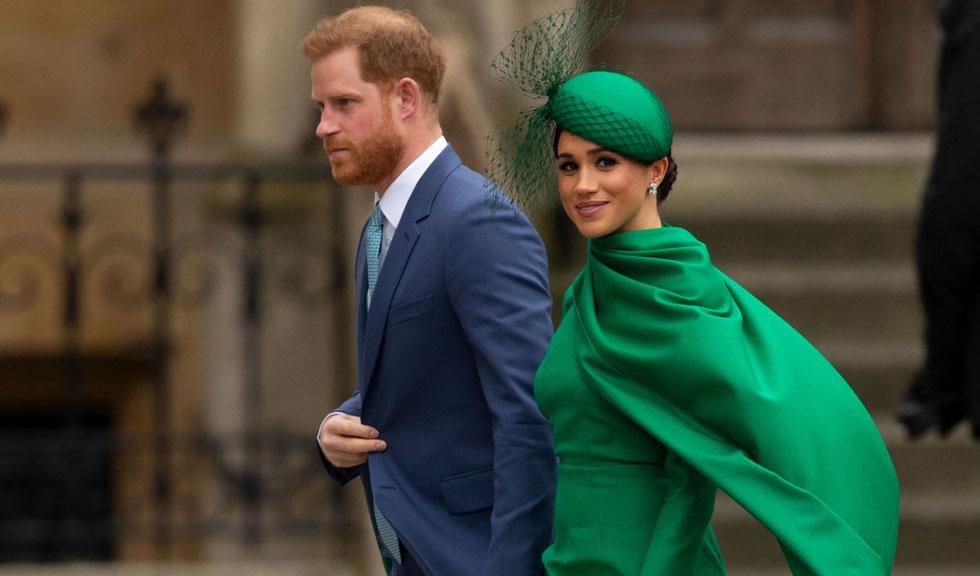 """Reședința din Los Angeles a Prințului Harry și a lui Meghan Markle a fost """"invadată"""" de drone"""