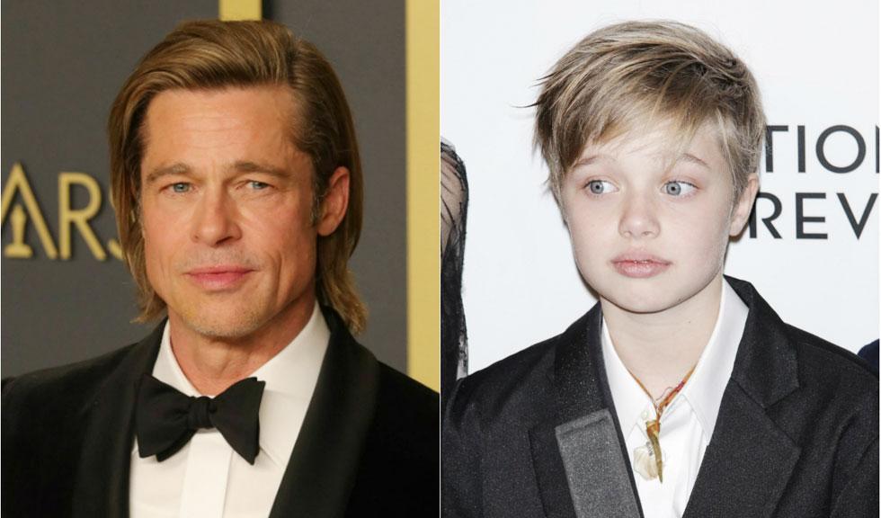 Ce spune Brad Pitt despre fiica lui, Shiloh, care tocmai a împlinit 14 ani