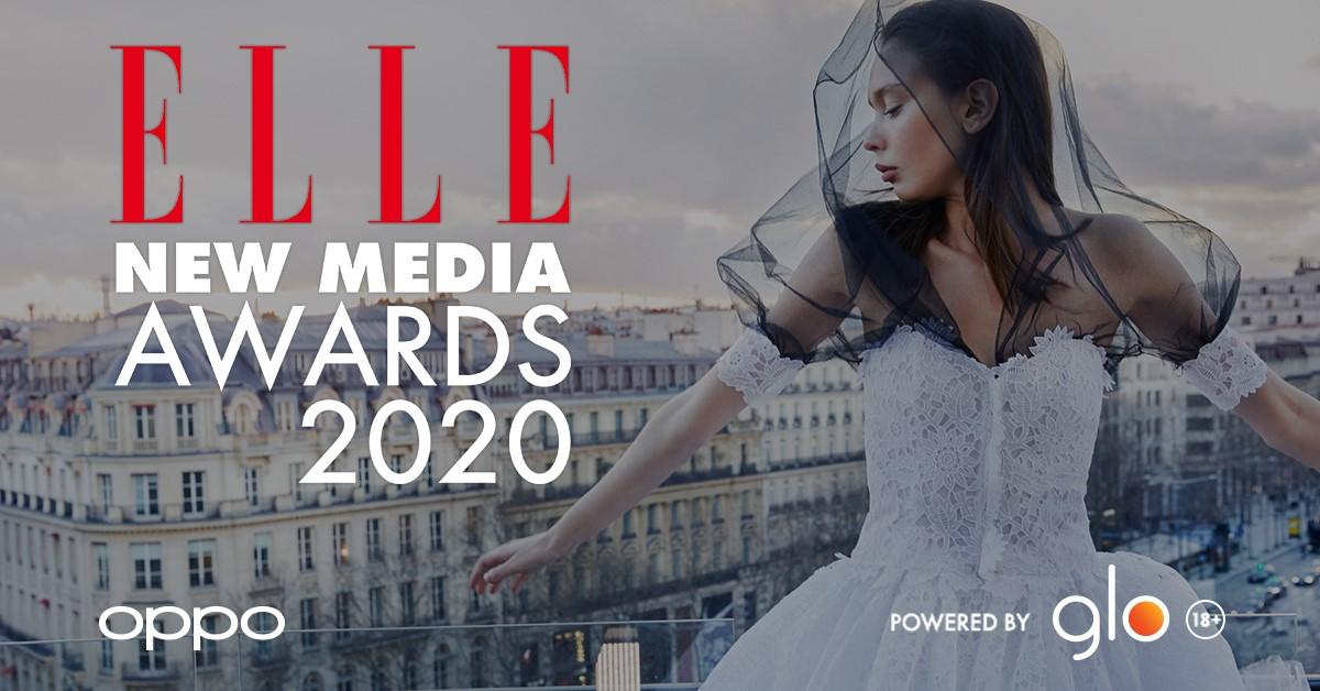 Câștigătorii premiilor oferite la votarea ELLE NEW MEDIA AWARDS 2020