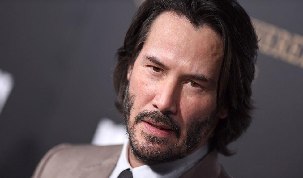 Keanu Reeves scoate la licitație o întâlnire chiar cu el