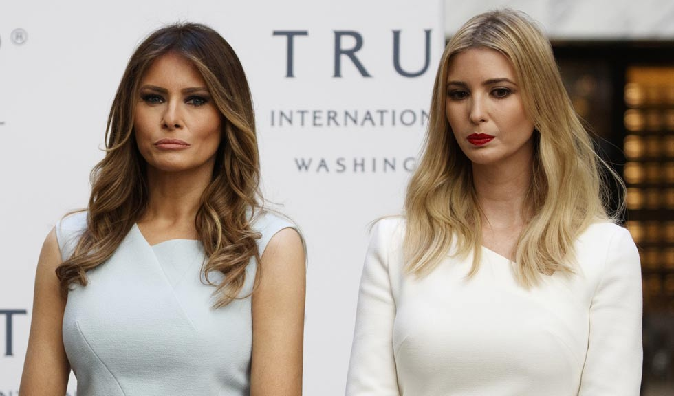 Porecla inedită pe care Ivanka Trump o avea pentru Melania Trump