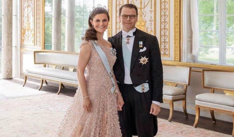 Imagini inedite cu Prințesa Victoria a Suediei și soțul ei, Prințul Daniel