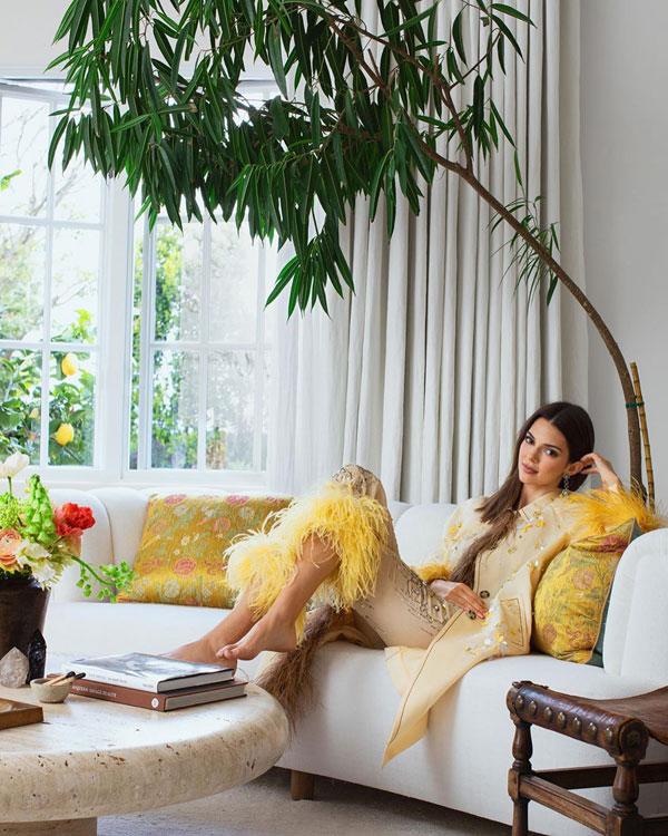 Acasă la Kendall Jenner: cum arată vila de 8,5 milioane de dolari a celebrului model