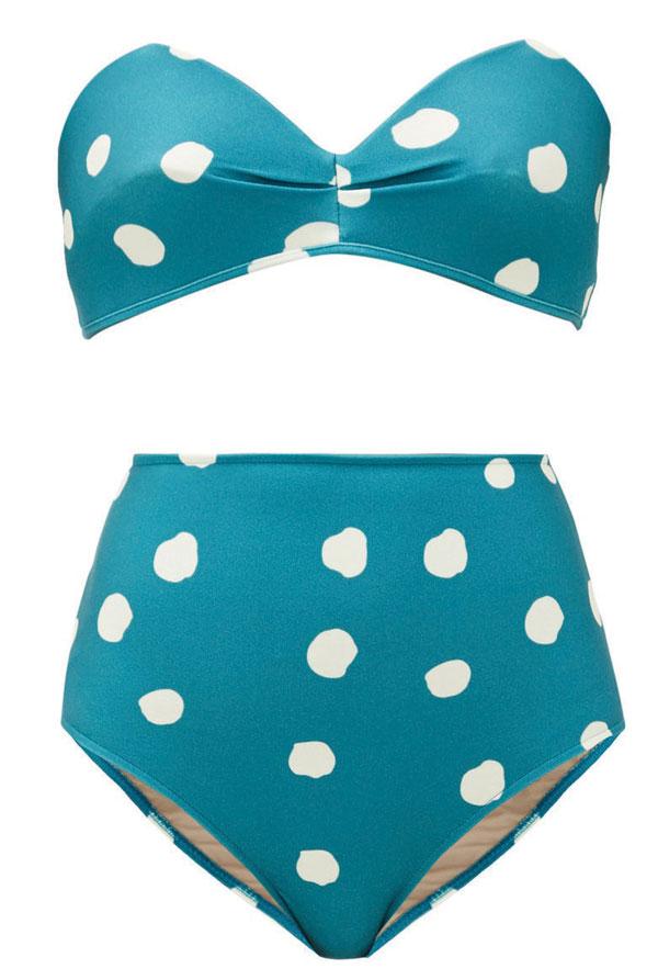 Fashion trend: Laguna albastră