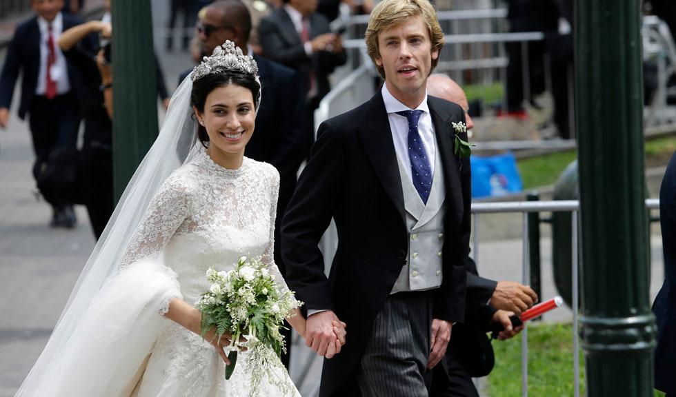 Prințul Christian de Honovra și Alessandra de Osma au devenit părinți