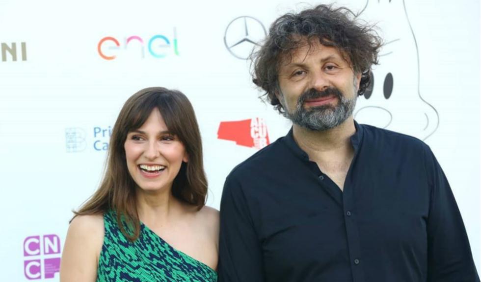 Dana Rogoz și soțul ei, Radu, au aniversat 8 ani de la căsătorie