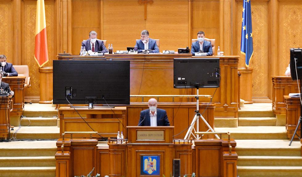 Legea carantinei și izolării a fost adoptată de Parlament. Care sunt principalele prevederi?