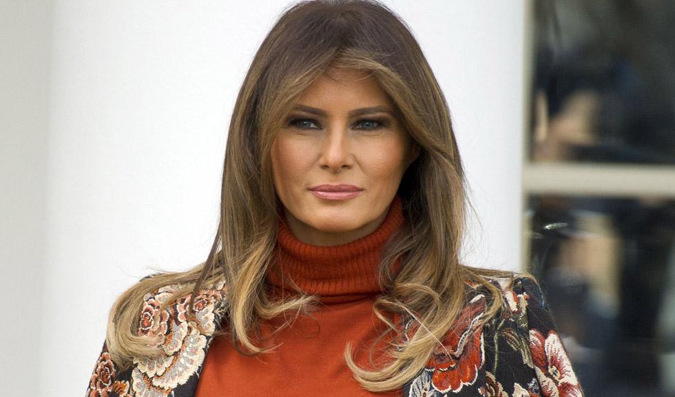 Melania Trump, criticată dur pentru o ținută purtată recent în cadrul unui eveniment public