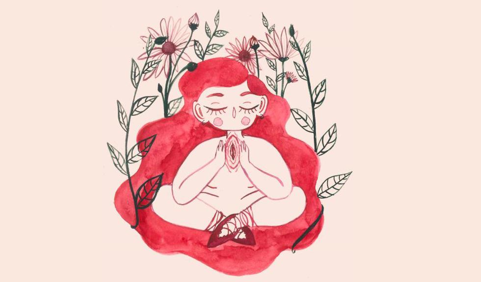 O carte despre menstruație le învață pe fete să se iubească mai mult