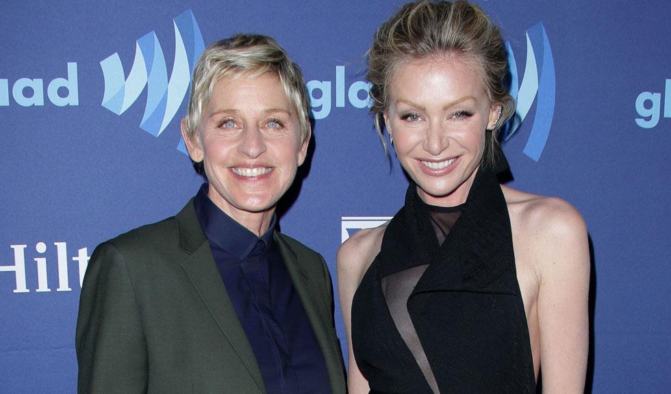 Portia de Rossi o susține pe Ellen DeGeneres în scandalul legat de show-ul prezentat de aceasta