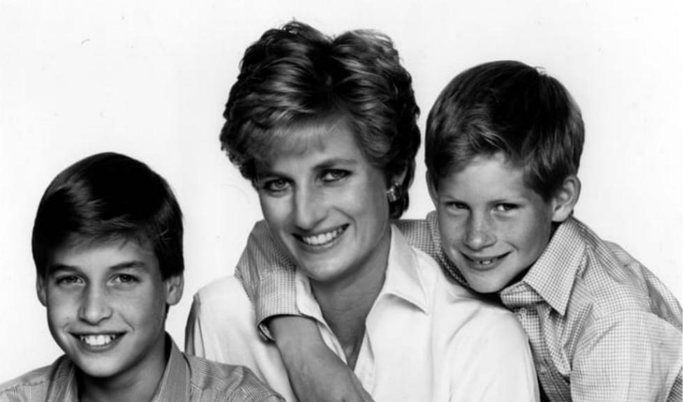 Prințesa Diana ar fi vrut ca Prințul Harry și Prințul William să rămână apropiați