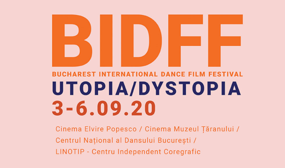 Bucharest International Dance Film Festival începe joi, 3 septembrie