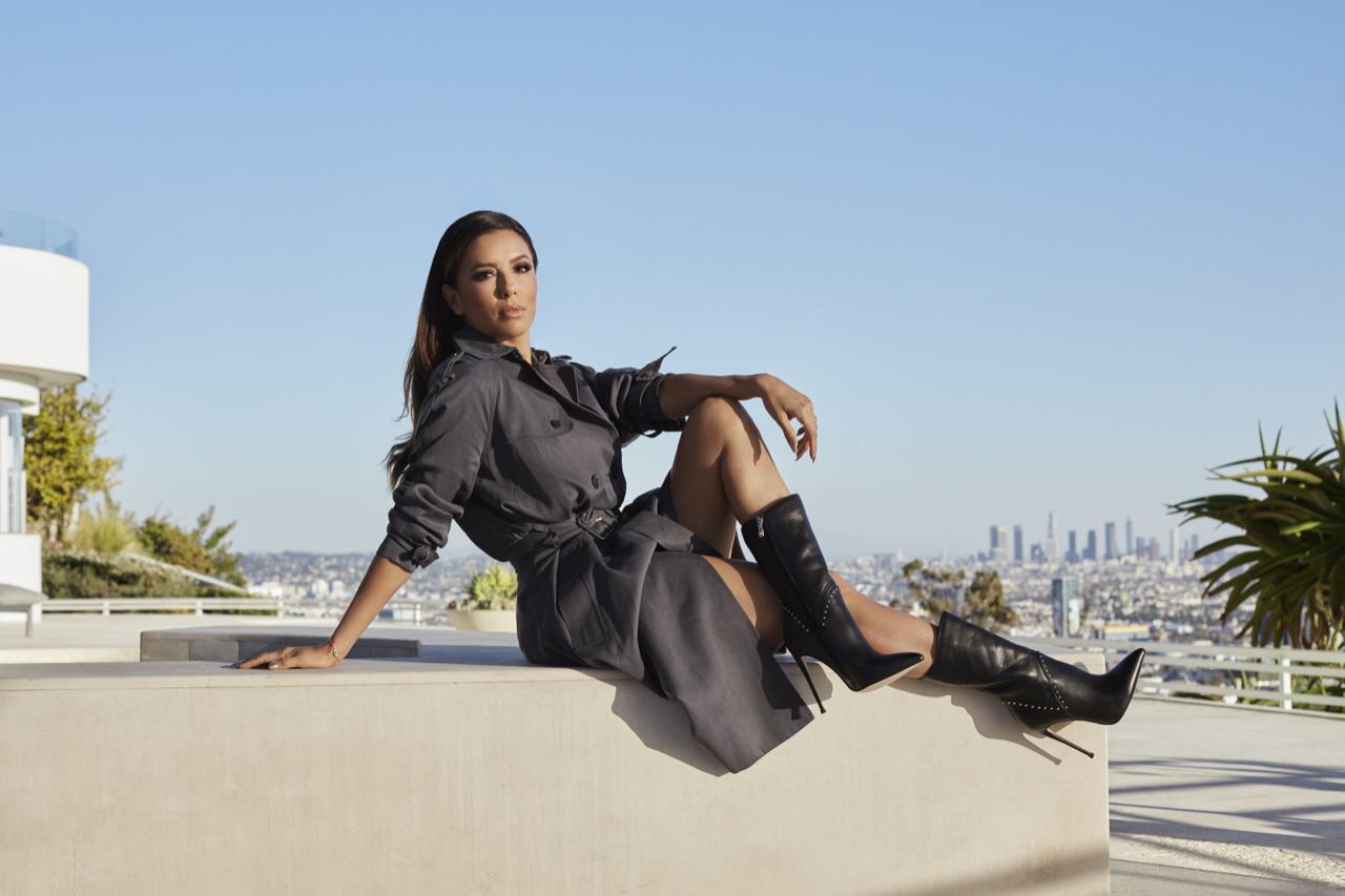 (P)  Eva Longoria: tot ce trebuie să știi despre pantofii momentului