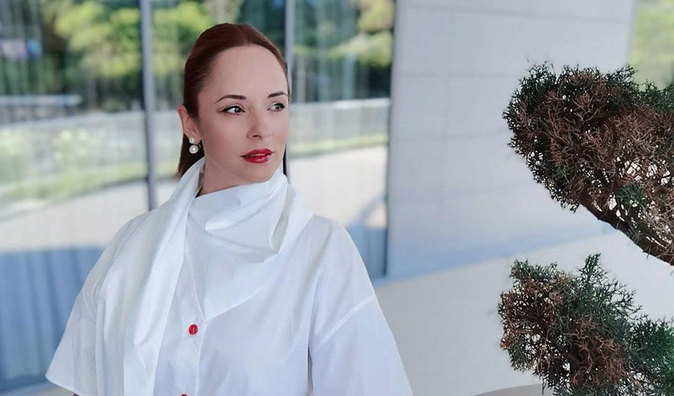 Violeta, fiica Andreei Marin și a lui Ștefan Bănică este acum o adolescentă foarte frumoasă! Imagini inedite
