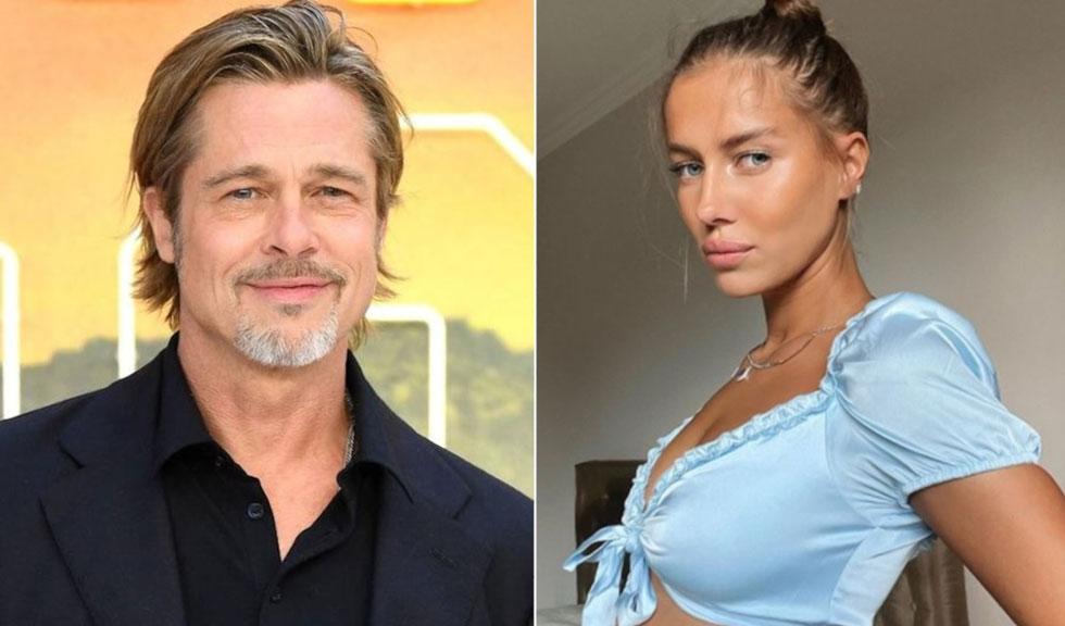 Mesajul transmis de Nicole Poturalski, iubita lui Brad Pitt, naște controverse