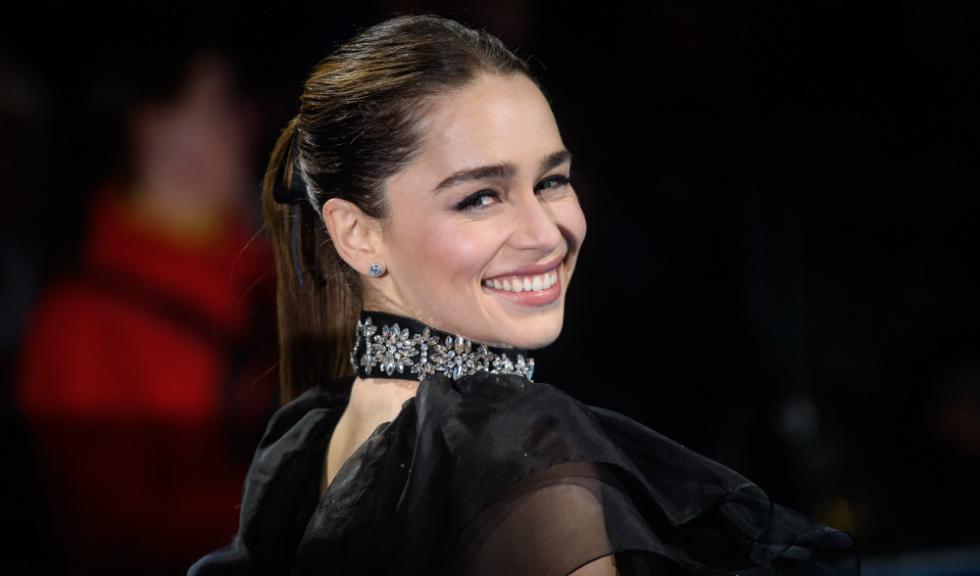 Emilia Clarke a fost surprinsă alături de un actor celebru