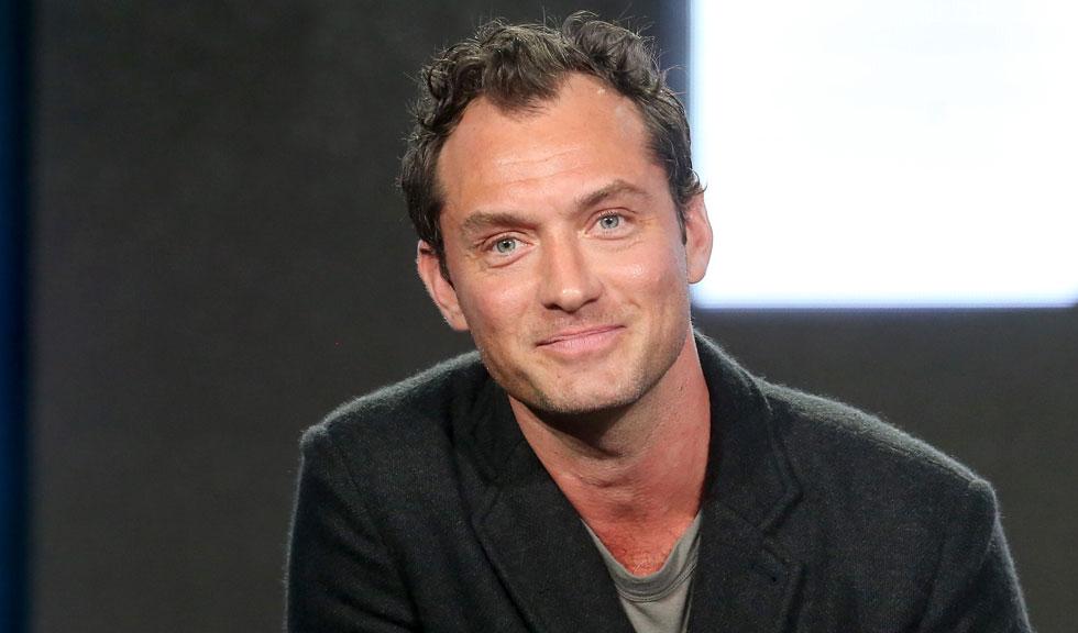 Jude Law a devenit din nou tată! Actorul mai are 5 copii