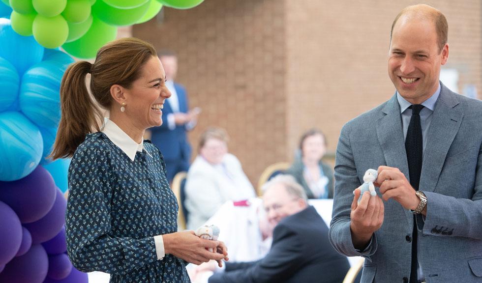 """Kate Middleton spune că Prințul Wiliam este """"foarte, foarte sexy"""", iar fanii sunt foarte, foarte surprinși de declarația ei"""