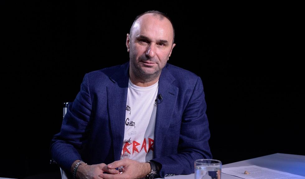 Jurnalistul Marius Tucă, diagnosticat pozitiv cu Covid-19