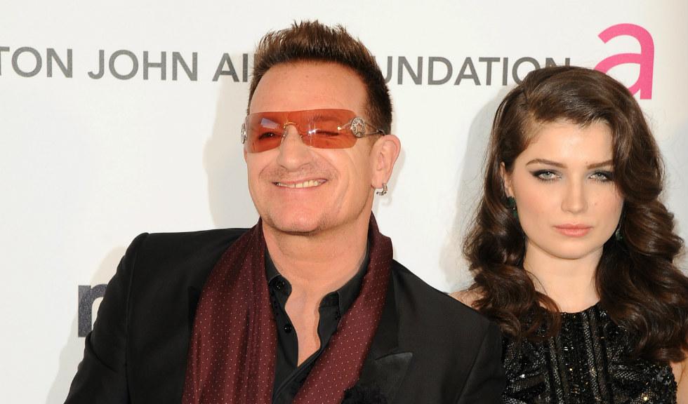 """Actrița Eve Hanson, fiica lui Bono: """"Hollywood-ul este ca un iubit care te înșală"""""""