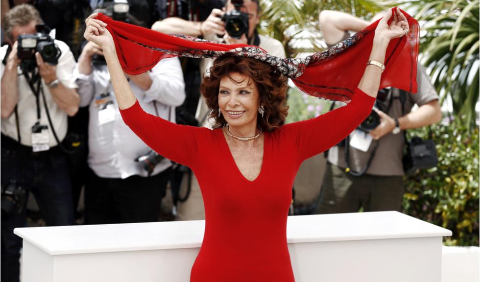 Sophia Loren se întoarce la actorie după mai bine de zece ani de pauză