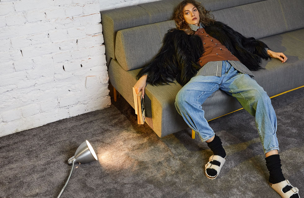 ELLE FASHION: The Art Of Doing Nothing