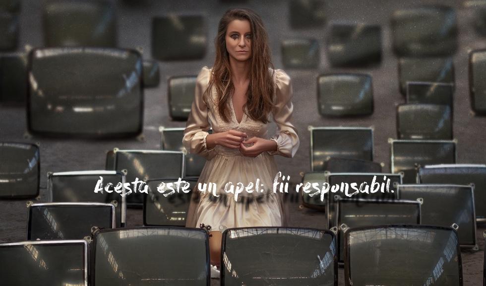 DEEEstul! Modelul internațional Ana Maria Bucura face campanie pentru reciclarea deșeurilor electrice