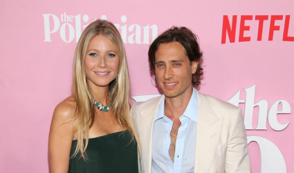 Gwyneth Paltrow și Brad Falchuk au sărbătorit doi ani de căsnicie