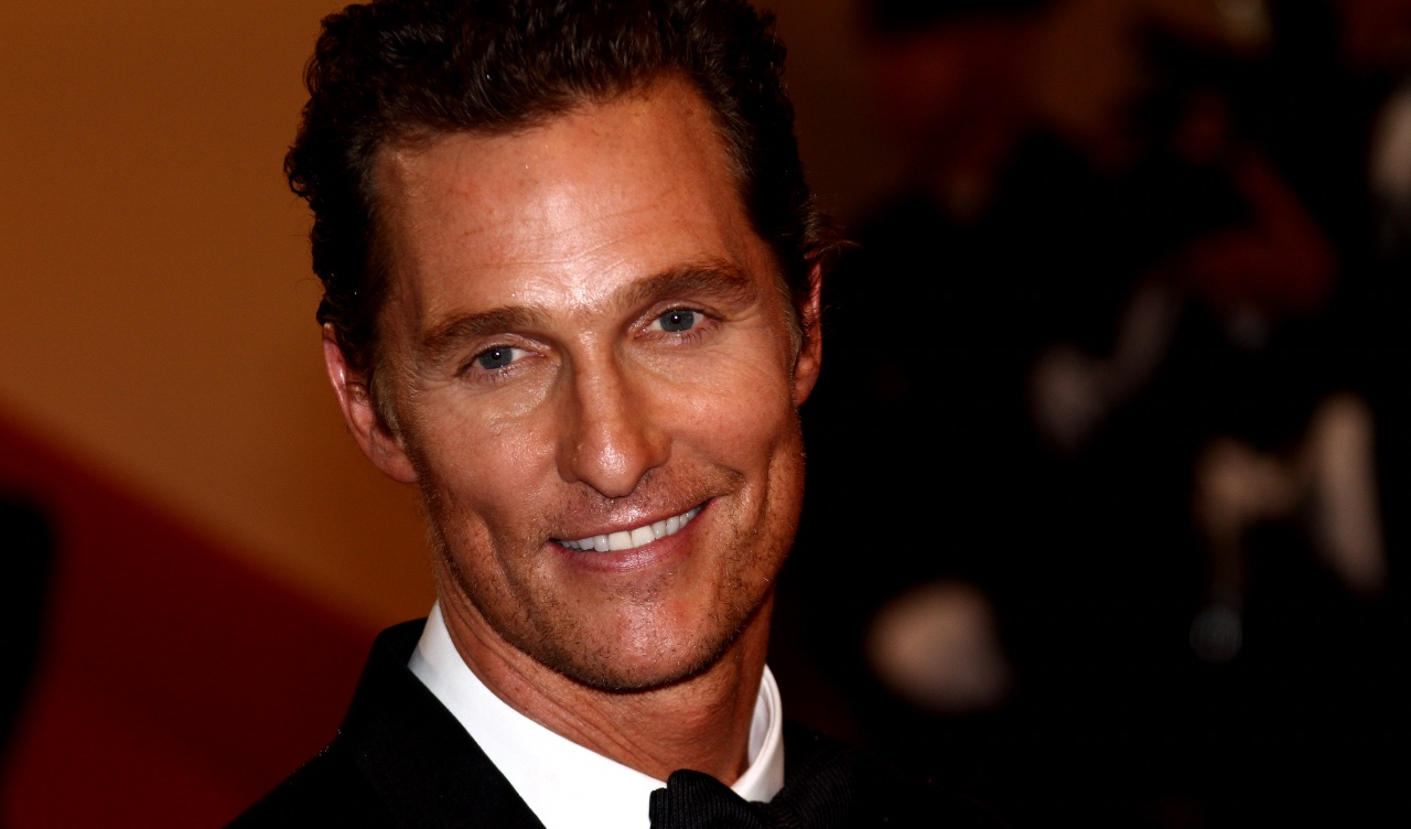 Matthew McConaughey mărturisește în cartea sa de memorii că a fost abuzat în adolescență