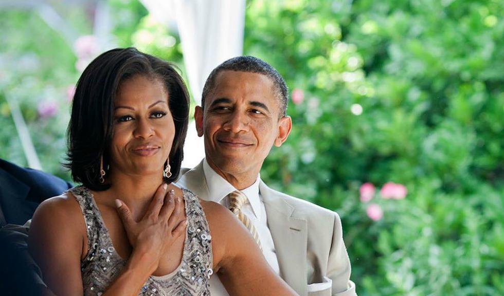 Barack și Michelle Obama au sărbătorit 28 de ani de căsnicie