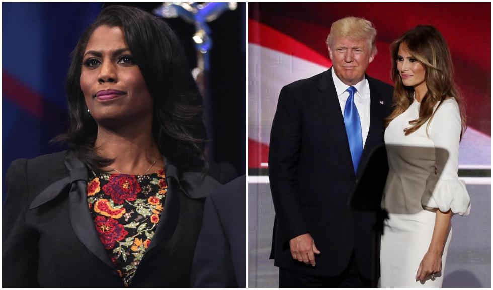 Declarațiile scandaloase făcute de Omarosa Manigault Newman, privind relația dintre Donald și Melania Trump