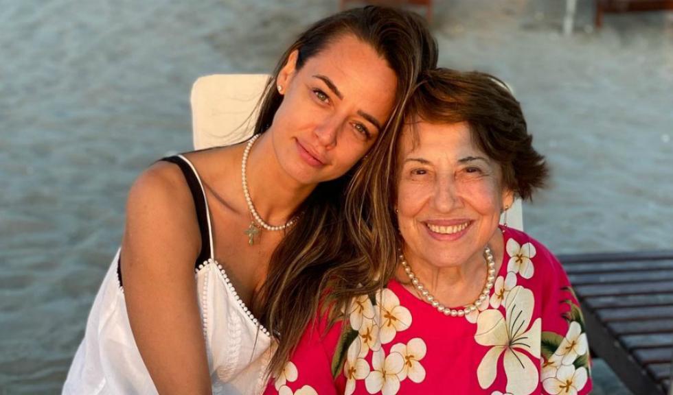 Andreea Raicu a dezvăluit că mama ei a avut Covid-19