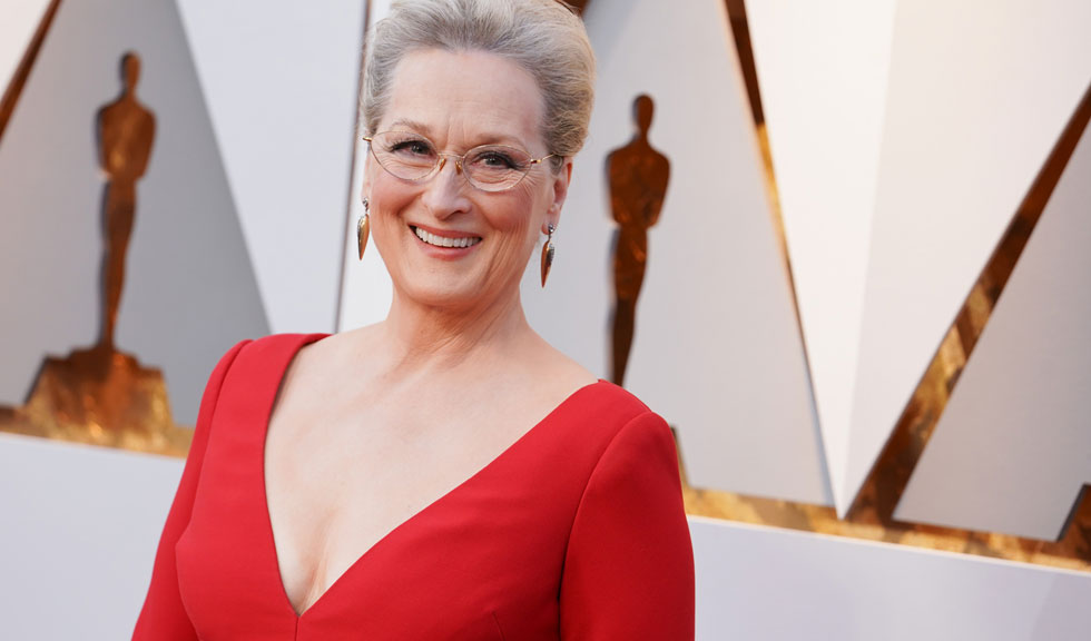 Meryl Streep este fabuloasă în cel mai recent rol, iar aceste imagini sunt dovada
