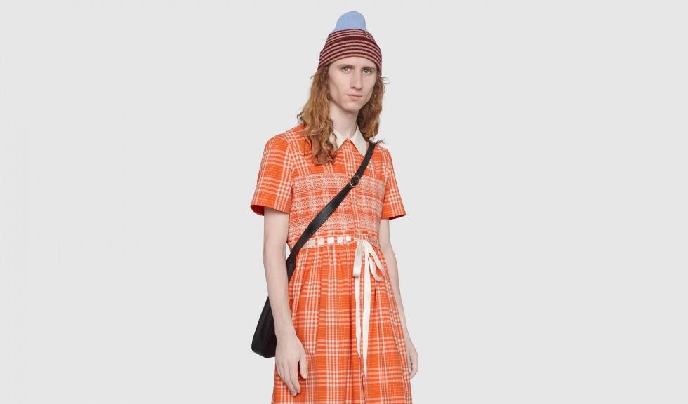 rochia gucci pentru bărbați