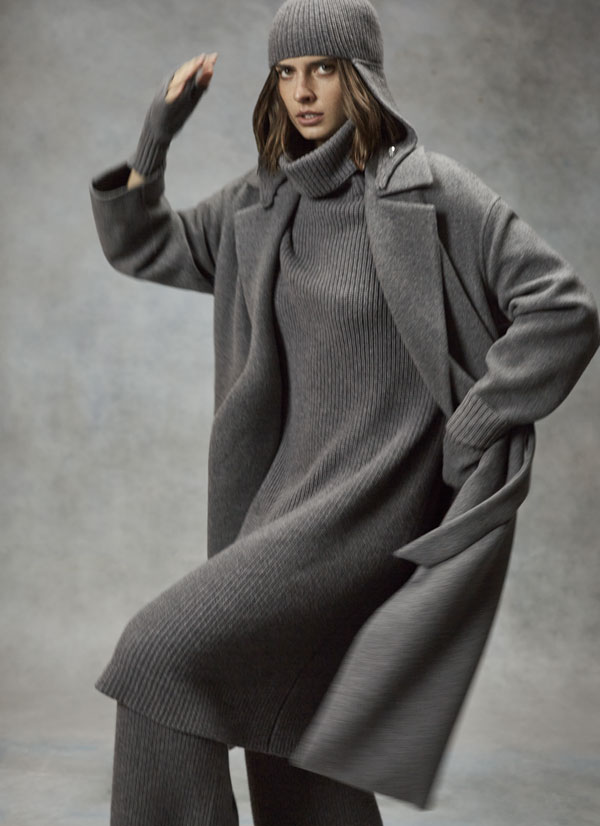 ELLE FASHION: Fade to grey
