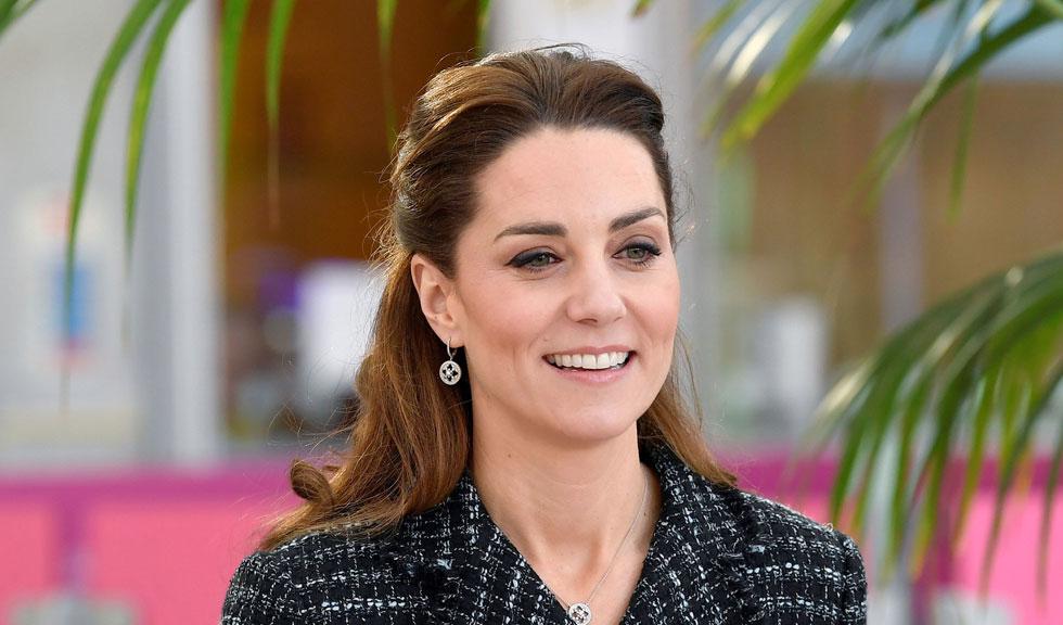 Detaliul care a atras atenția în timpul unei întâlniri virtuale cu Kate Middleton
