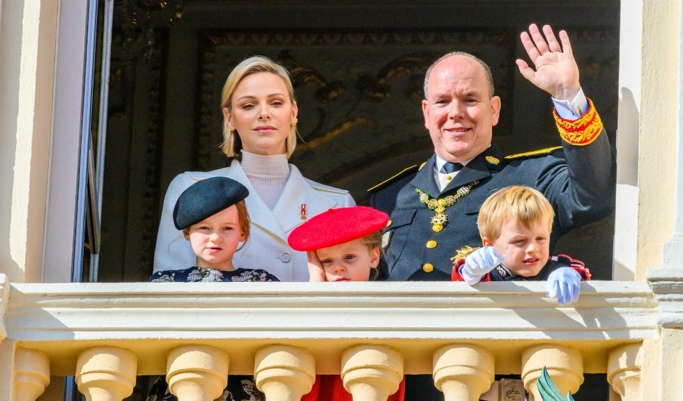 Prințesa Charlene de Monaco a publicat imagini adorabile cu gemenii ei în vârstă de cinci ani